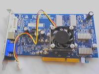 Problem z Radeonem 9550 128 od Gigabyte`a. POMOCY !!