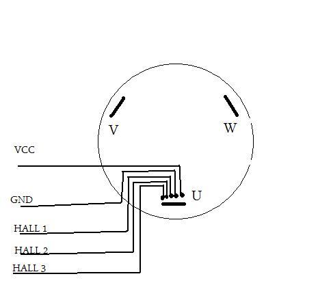 Uk�ad zasilania silnika krokowego 3-fazowego