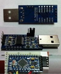 FT232RL - brak transmisji danych