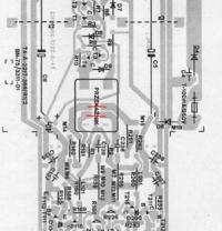 Unitra PW 9013 Uszkodzone ko�c�wki mocy