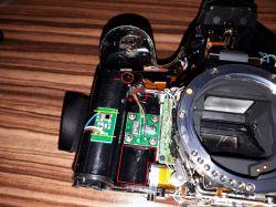 """Wyzwalacz piorunowy """"built-in"""", czyli prosta modyfikacja aparatu Penta"""