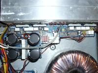 Końcówka Mocy Behringer EP2500 - Załączanie Kolumn