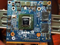 GF8400GS - identyfikacja kondensatora