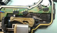 Nie dzia�aj�cy zamek centralny sterowany z kluczyka w aucie Seat Toledo II.