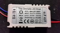 Regulacja prądu diody power led poprzez Arduino.