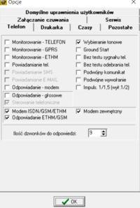 """Integra 64 fw 1.16, ETHM-1 plus v2.03 """"Centrala zakończyła połączenie"""""""