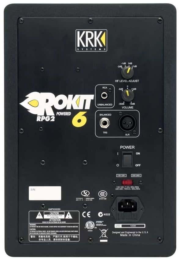 Czego potrzebuję, aby podłączyć monitory KRK