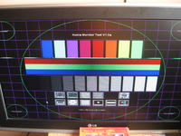 LG 32LC3R - pasek poziomy na ekranie