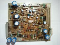 Oscyloskop pamiętający KR-7401 - Lampa świeci ale nic innego nie działa