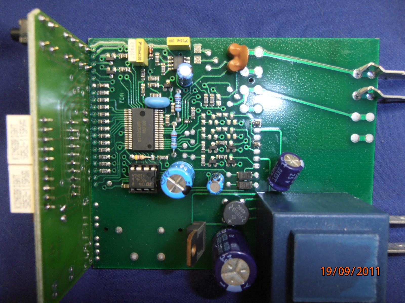 Zamra�arka Elektrolux CF548/06D - Jak zmieni� temperatur� pracy ?
