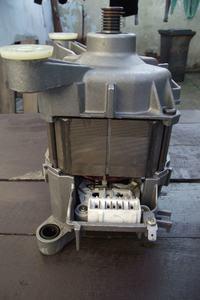 Siemens Siwamat XL 528  - Uszkodzony silnik