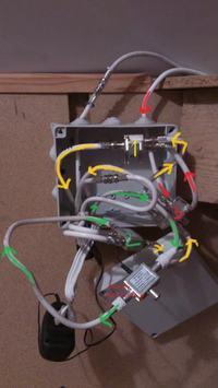 Pod��czenie 3 odbiornik�w na jednej antenie (sat)