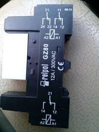 PCA512UNI - dobór stycznika 12V