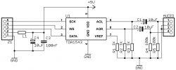 Karta dźwiękowa USB na STM32F103 + TDA1543 by piotr_go