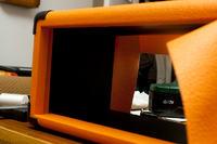 Bluenote Tangerine Flavour, czyli 5-watowy Orange Rockerverb