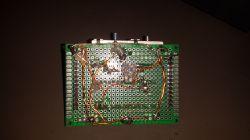 Prosty kontroler prędkości silników DC, sterowany przez I2C