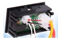 Przekrój przewodu pomiędzy akumulatorami