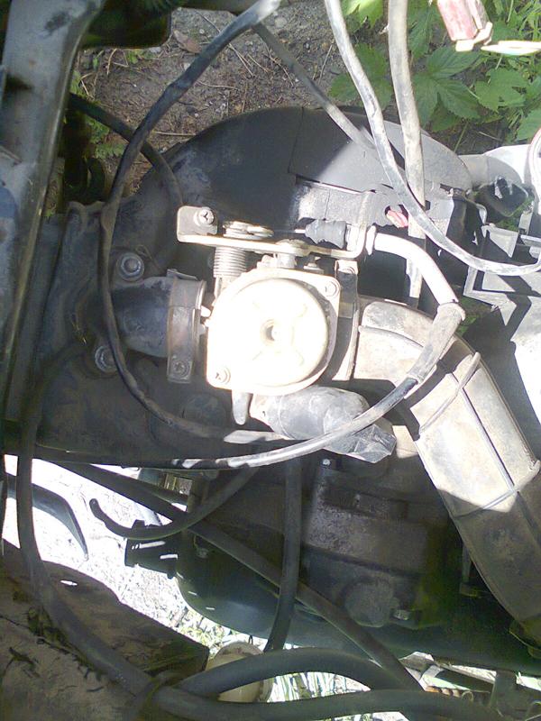 Kingway Camaro - NIe odpala, og�lna reanimacja