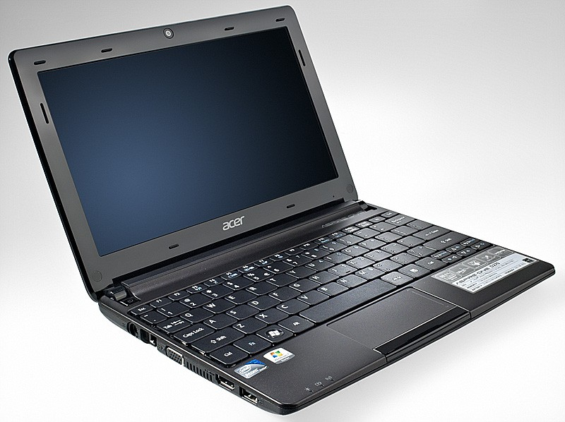 Acer Aspire D270 - netbook z Atom N2600, GMA 5600 i ekranem 720p