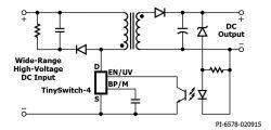 Kompaktowy moduł TinySwitch-4 spełnia standardy ErP