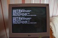 ACER ASPIRE 5720ZG - Dziwny ekran po uruchomieniu