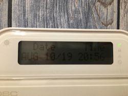 Bezprzewodowa klawiatura DSC WT5500 szybko razładowuje baterie