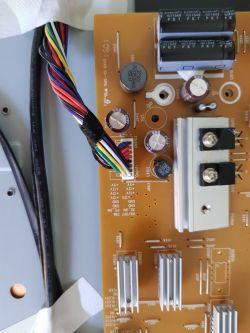 Philips 55PUS6501 - podświetlenie matrycy