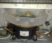 Lodówka bosch KGV NL 20 czyszczenie tylnego pojemnika