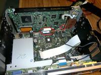 Pioneer AVH-P4000DVD - po czyszczeniu przestał działać dotyk.