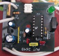"""złożony układ AVT2649 działa """"połowicznie"""""""