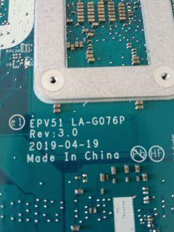 Notebook hp 255 g7 LA-G076P - brauche Identifizierung von IC oder den Schaltplan