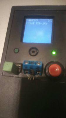 Tester elementów elektronicznych