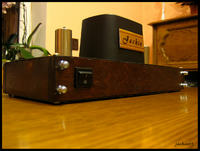 Lampowy przedwzmacniacz gramofonowy z korekcją RIAA