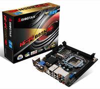 Trzy p�yty g��wne Biostar z podw�jnymi portami Gigabit LAN