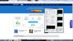 Ping gwałtownie skacze podczas przeglądania stron WWW