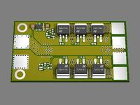 Przekaźnik elektroniczny MOSFET P/N / SSR? I>50A