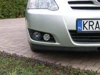 Corolla E12 - Podłączenie świateł dziennych i światła mijania