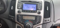 Przestawienie zegara w Hyundai i30