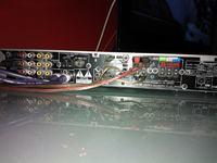 Jak podłączyć amplituner pioneer vsx-c300 + subwoofer tannoy + 2x głośnik tannoy