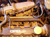 opel astra F 1.4 82KM problemy z uruchamianiem silnika