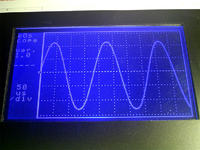 Oscyloskop na AVR prezentacja urządzenia
