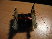Przetwornica do świetlówek kompaktowych