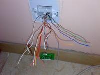 Czy można podłączyć gniazdka LAN do takich kabli?