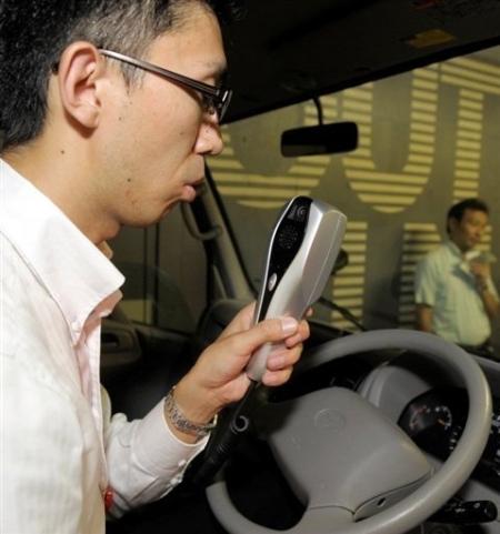 Toyota pracuje nad antyalkoholowym gadżetem dla kierowców.