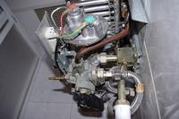 Junkers WRP 325-5 gaśnie z opóźnieniem
