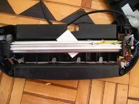 Wykonywanie PCB z napisami i soldermaską.