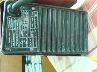 Inwertec PawerMax firmy Castolin uszkodzona płytka.