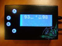Pulsoksymetr: pomiar tętna i nasycenia krwi tętniczej tlenem
