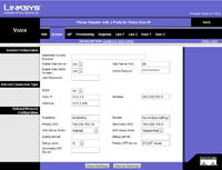 NEOFON - LINKSYS PAP2T - TP-LINK TD-W8901G