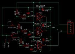 Sprzętowy debouncing enkodera + kod